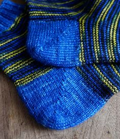 Ravelry: This or That Socks pattern by Rachel Kluesner