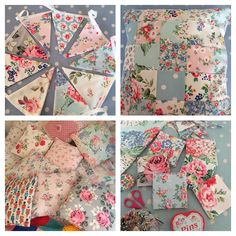 Cath Kidston fabric gifts available from my shop