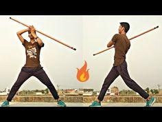Bano with Upper attacks Gymnastics Stunts, Taekwondo Training, Stick Fight, Bo Staff, Tactical Equipment, Ways Of Learning, Fitness Exercises, Aikido, Workout