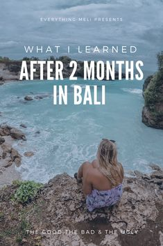 What I learned after 2 months exploring Bali and what you need to know before booking your next trip!