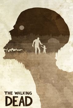 Don't Worry, Clementine - The Walking Dead Poster by disgorgeapocalypse.deviantart.com on @deviantART
