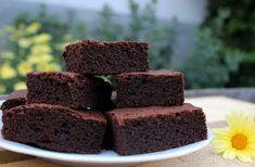 brownies, čokoládové brownies, čokoládový koláč, čokoláda