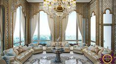 Luxury Villa Design in Sharjah