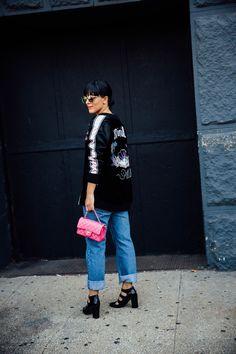Amo Nueva York Street Style NYFW / Día 3