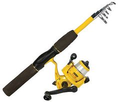 Other Rod and Reel Combos 179960: Eagle Claw Pack-It 56 Telescopic Fishing Rod/Reel Combo -> BUY IT NOW ONLY: $34.95 on eBay!