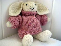 Horgolt Amigurumi Nyuszi : Big purple crochet bunny amigurumi bunny free crochet pattern