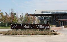Heifer Village Downtown Little Rock