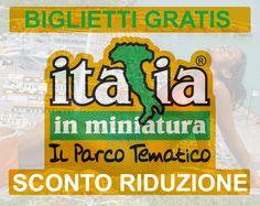 Italia in Miniatura Rimini Biglietti gratis o sconto/riduzione. Omaggio per Italia in Miniatura abbiamo a disposizione biglietti per famiglie.Richiedili subito!