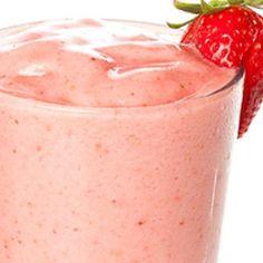 Strawberry Banana Smoothie Blender Recipes | Strawberry Banana Plneapple Smoothie Recipe | Just A Pinch Recipes