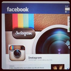 Facebook buying Instagram for $1,000,000,000 billion in cash and stock