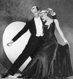 Fred and Ginger in Roberta, 1935