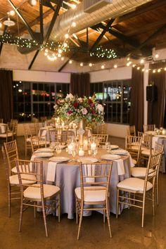Featured Photographer: Charla Storey Photography; Wedding reception idea.