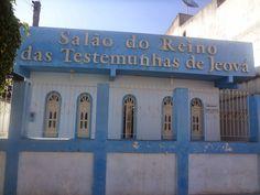 Salão do Reino - Sapeaçu - Brasil