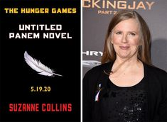 "Suzanne Collins, right, has not announced the title of her prequel to ""The Hunger Games,"" scheduled for release next year. The Ballad of Songbirds and Snakes (The Hunger Games, The Hunger Games, Hunger Games Fandom, Hunger Games Trilogy, Young Adult Fiction, Blockbuster Movies, Suzanne Collins, Fictional World, Catching Fire, Mockingjay"