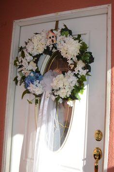 Bridal Door Wreath!