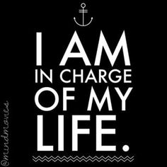I am in charge of my life. #affirmation #mantra #takecontrol FREE GIFT -> http://www.mindmovies.com/3premades/index.php?26919