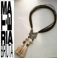 Materia Bruta: MATÉRIA BRUTA DIY JEWELLERY