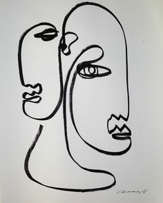 I've always been intingued by line drawings – drawings made using narrow lines, without blocks of shading. A technique Pablo Picasso became well known for, the simplicity of the style continues to captivate many even today. I'm obsessed with the minimalist quality of many line drawings and am constantly on the look out for artists [...]