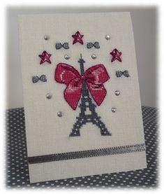 Art Trading Cards, Hand Embroidery Videos, Atc, Tour, Cross Stitching, Cross Stitch Patterns, Projects To Try, Bird, Mini Mini