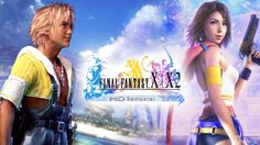 Final Fantasy X-X2 – 28 maart op PS3 en PS Vita