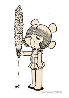 Manga Characters, Cute Characters, Black Jack Anime, Manga Art, Anime Art, Mascot Design, Old Anime, Manga Illustration, Kitsch