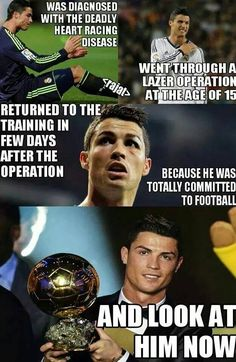 I like how people think Messi is better than Ronaldo haha yall funny let me just say yall people out there r not anywhere like professional soccer players so quick saying crap Ronaldo Football, Messi And Ronaldo, Cristiano Ronaldo 7, Ronaldo Juventus, Soccer Memes, Soccer Quotes, Football Memes, Cr7 Quotes, Basketball Humor