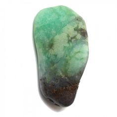 Chrysoprase Stone-Love • Opens the Heart Chakra • Positivity A Chrysoprase Stone encourages joy, optimism and happiness. It opens and activates your heart chakra to allow for a strong flow of healing energy to the heart. It helps to attract new love and abundance on all levels.