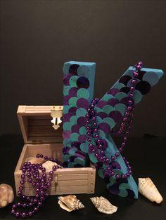 Little Mermaid Inspired Centerpieces