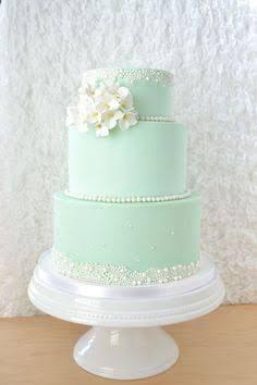 Resultado de imagen para tortas de 15 aqua y blanco musica