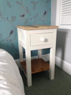 First Build Bedside Table | Do It Yourself Home Projects from Ana White