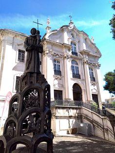Lisbon, Notre Dame, Building, Travel, Voyage, Buildings, Viajes, Traveling, Trips