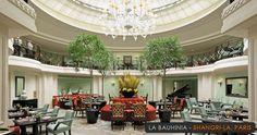 Hotel Shangri-La Paris, La Bauhinia