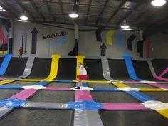 Awesome trampoline fun place my girls had a wonderful time. http://bounceinc.com.au/   Leighmonkey