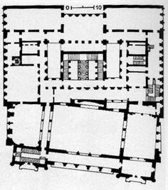 építészettörténet Palaces, Buildings, Public, Floor Plans, Houses, How To Plan, Architecture, Homes, Arquitetura