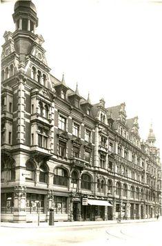 Kaiser Wilhelm Straße ecke Spandauer Straße