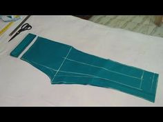 Narrow plazo pant, women's trouser, cutting and stitching,how to cut and stitch plazo pant for women Plazzo Pants, Trouser Pants, Salwar Pants, Adidas Pants, Ankle Pants, Cargo Pants, Dress Neck Designs, Blouse Designs, Kurta Designs