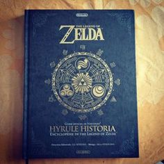 "The Legend of Zelda: Hyrule Historia | 23 Perfect Gifts For ""Legend Of Zelda"" Fans"