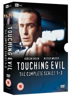 Touching Evil ~ Robson Green