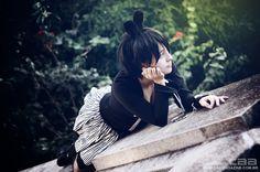 Hokuto Sumeragi   TOKYO BABYLON cosplayer Miyuki Nee   photo by CAA / ronaldo ichi & valesca braga - www.caamagazine.com.br