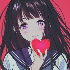 Manga Anime Girl, Anime Girl Cute, Kawaii Anime Girl, Anime Guys, Anime Couples Drawings, Anime Couples Manga, Cute Anime Couples, Girls Characters, Anime Characters