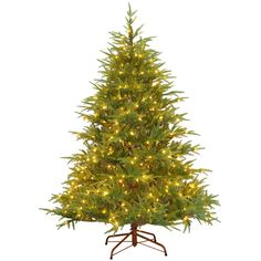This Frasier Grande tree features Feel Real branch tip technology, creating a tree with remarkable realism. These crush-resistant branch tips are molded from real tree branches for an authentic living Starry String Lights, White String Lights, Seasonal Decor, Holiday Decor, Christmas Decor, Christmas Ideas, Garden Birthday, Autumn Decorating, Metal Tree