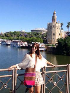 bandolera gloriaca, Sevilla