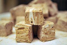chocolate swirl cinnamon marshmallows... mmmm