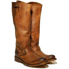Ready for Fall  tall brown boots