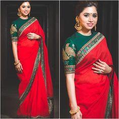 #AartiRavi  Sari - @sabyasachiofficial  Styled by - @neeraja.kona  #bollywood #style #fashion #beauty #bollywoodstyle #bollywoodfashion #indianfashion #celebstyle #sabyasachi