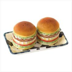 burger set, so cool!