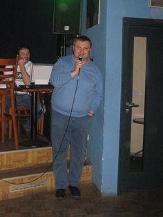 ours CEO Karel Pavlíček (NY Party 20123)