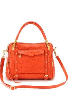 I LOVE the color of this bag!