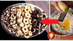 Stačí sa držať tohto starého triku a vaše linecké pečivo bude dokonalé, ako originál z Linza: Toto je 300 rokov staré tajomstvo! Holidays And Events, Sweet Recipes, Acai Bowl, Waffles, Cereal, Oatmeal, Ale, Breakfast, Basket