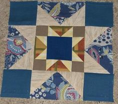 Morningstar made by Carina Larsson, The Marga Lund Quilt